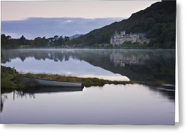 A Place For Introspection Greeting Card by Gary Rowe