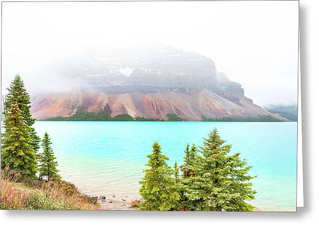 Greeting Card featuring the photograph A Quiet Place by John Poon