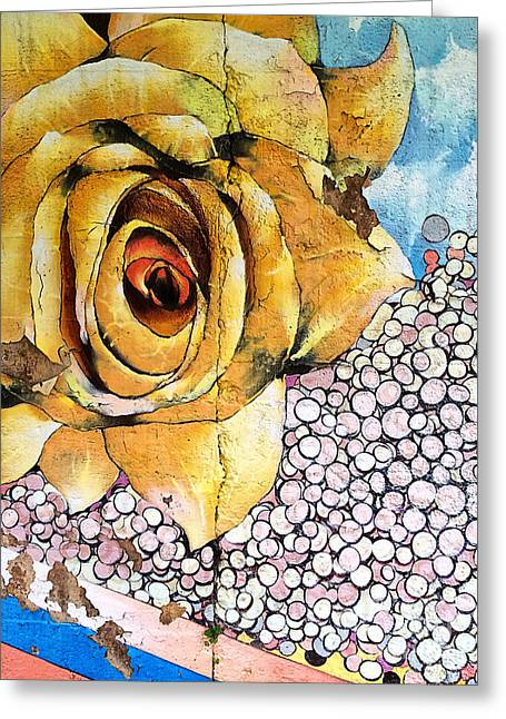 A Rose By Any Other Name Greeting Card by Terry Rowe