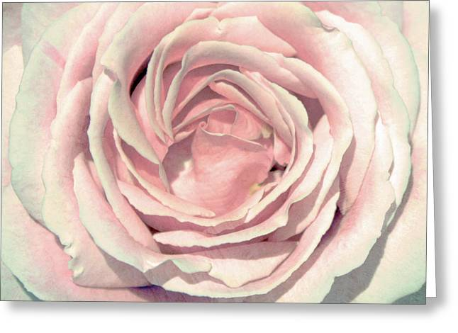 Greeting Card featuring the digital art A Rose Is A Rose by Margaret Hormann Bfa