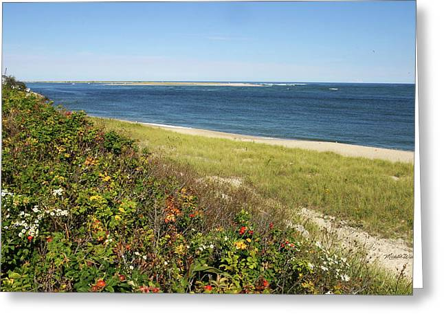 A September Afternoon Chatham Cape Cod Massachusetts Greeting Card