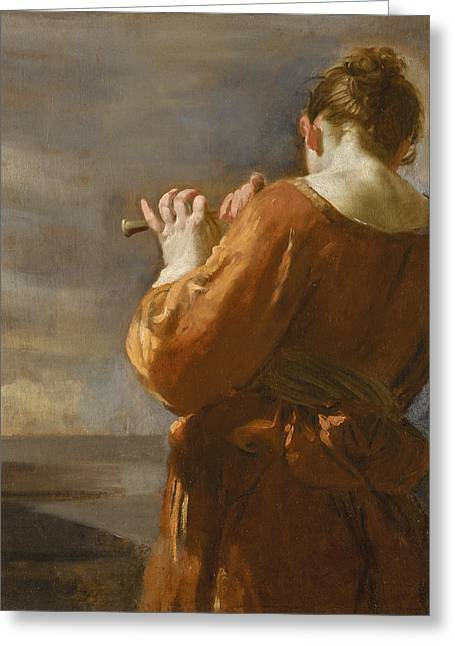 https://render.fineartamerica.com/images/rendered/medium/greeting-card/images/artworkimages/medium/1/a-shepherdess-playing-the-flute-attributed-to-giuseppe-maria-crespi.jpg?&targetx=-28&targety=0&imagewidth=556&imageheight=700&modelwidth=500&modelheight=700&backgroundcolor=462A14&orientation=1