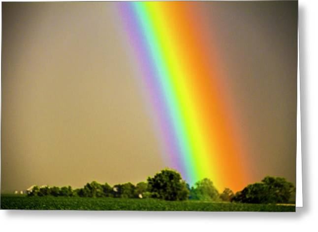 Greeting Card featuring the photograph A Spectrum Of Nebraska 002 by NebraskaSC