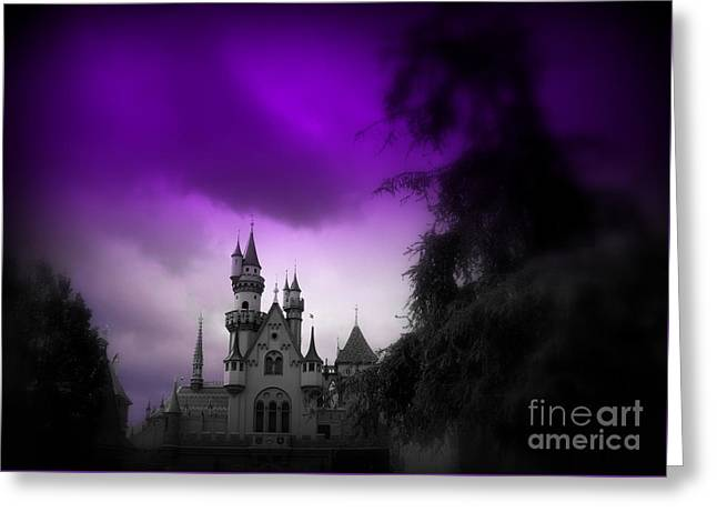 A Spell Cast Once Upon A Time Greeting Card