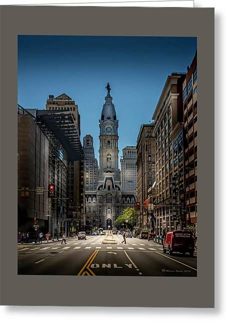 A Step Above  Greeting Card by Marvin Spates