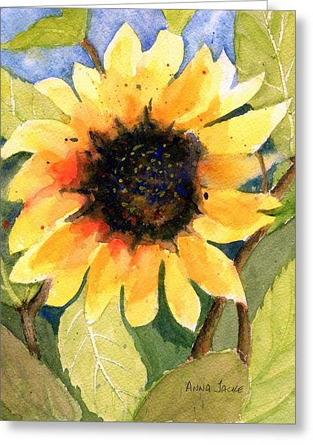 A Taste Of Sunshine Greeting Card