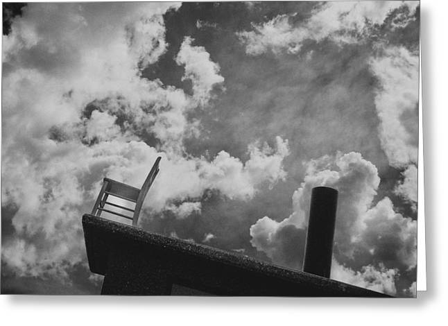 Titanic / The Chair Project Greeting Card