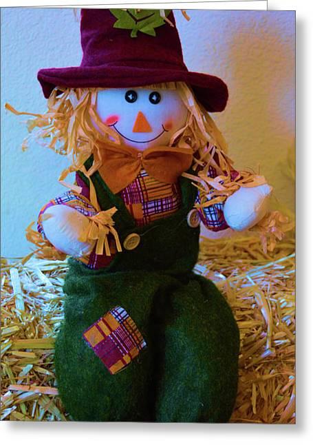 A Very Happy Pilgrim Greeting Card