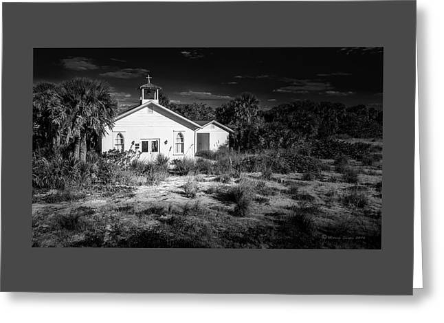 Abandon Greeting Card by Marvin Spates