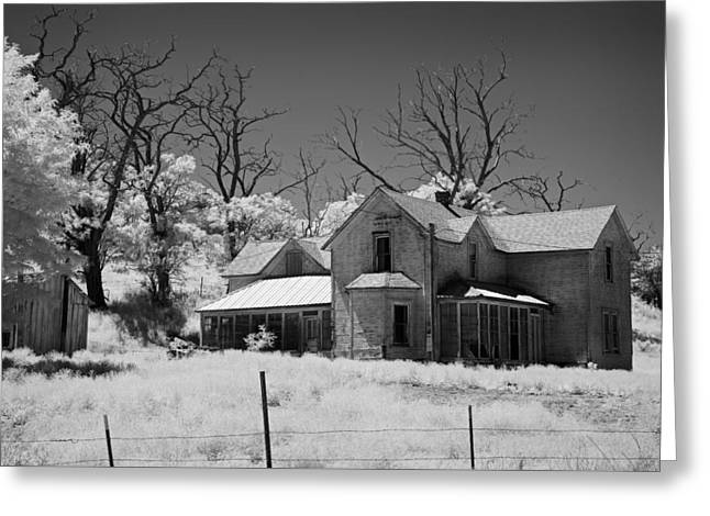 Abandoned Greeting Card by Jon Glaser