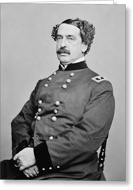 Abner Doubleday  Greeting Card