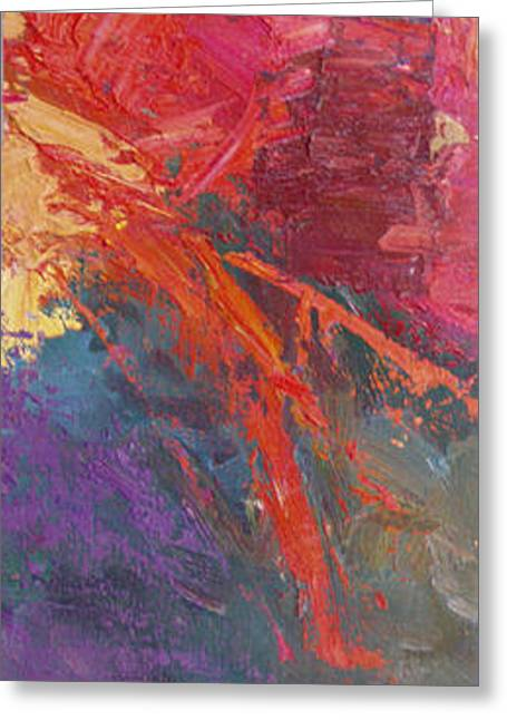 Abstract 103a Greeting Card