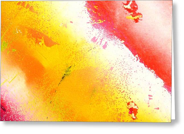 Abstract-145 Greeting Card by Jay Bonifield