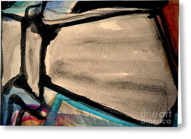 Abstract-22 Greeting Card