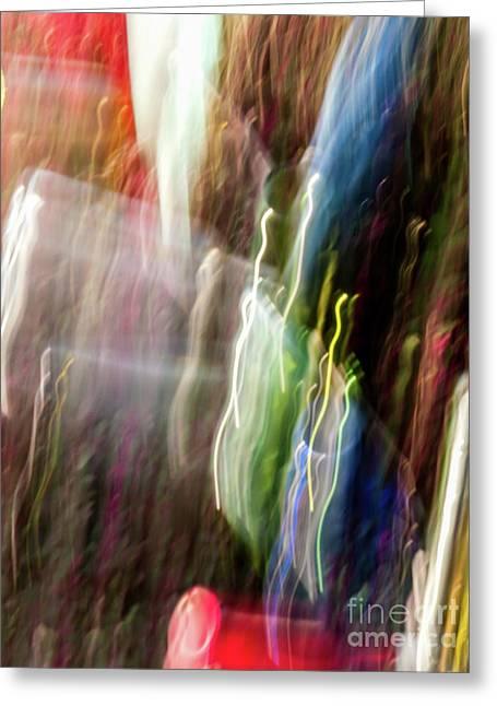 Abstract-4 Greeting Card