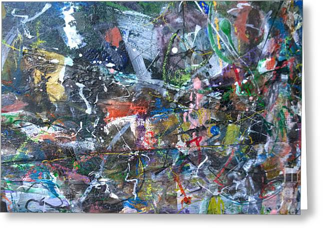 Abstract #69 - Revised Greeting Card