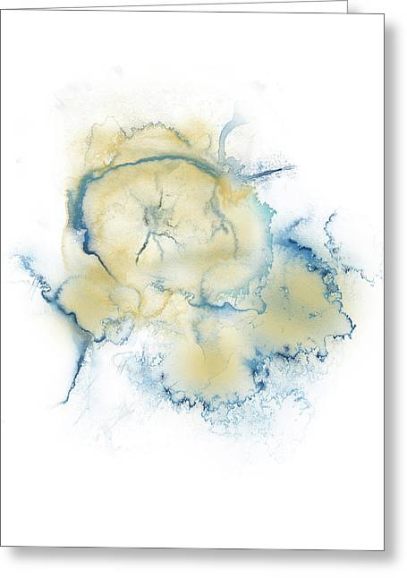 Abstract Idea 5 Greeting Card by David Griffith