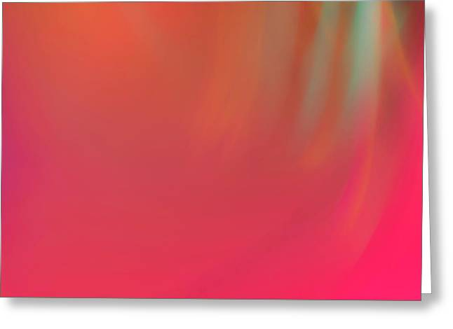 Greeting Card featuring the photograph Abstract No. 16 by Shara Weber