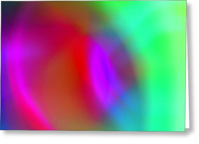 Greeting Card featuring the photograph Abstract No. 3 by Shara Weber