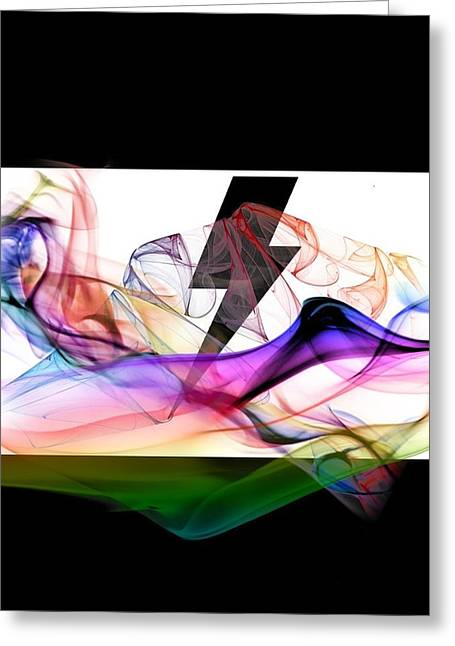 True Colors Greeting Card by Mark Dunn