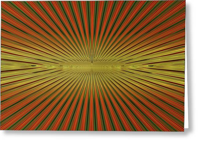 Abstract Greeting Card by Sergey Matushevskiy