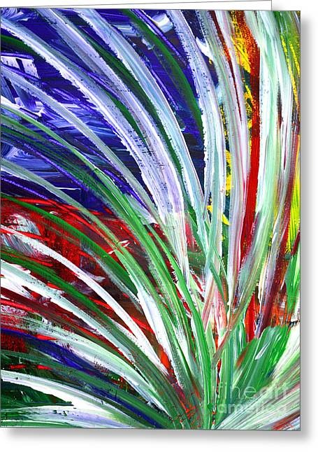 Abstract Series C1015bp Greeting Card