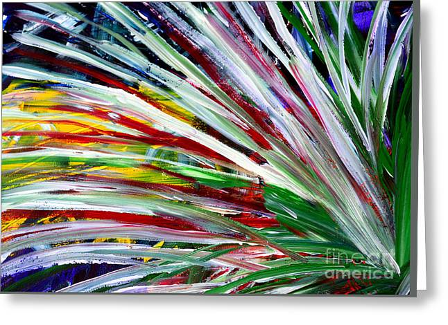 Abstract Series C1015cl Greeting Card