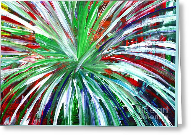 Abstract Series C1015dl Greeting Card