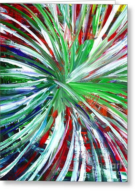 Abstract Series C1015dp Greeting Card