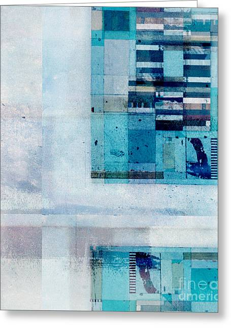 Abstractitude - C02v Greeting Card