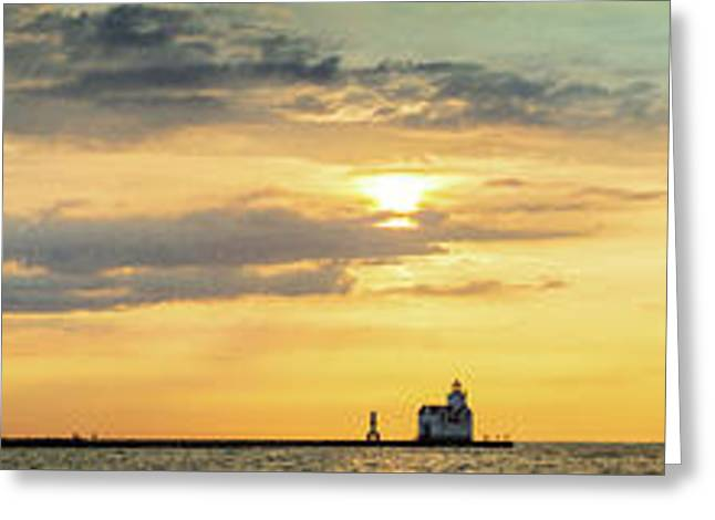 Greeting Card featuring the photograph Abundance Of Atmosphere by Bill Pevlor