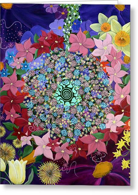 Abundance Greeting Card