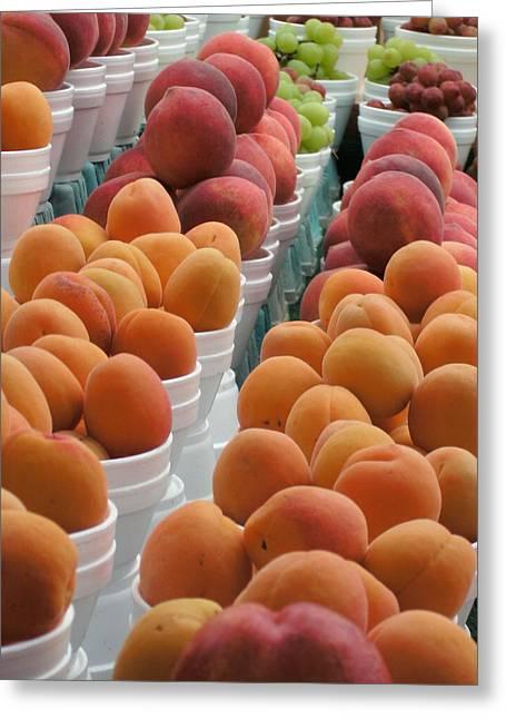 Abundant Fruit Greeting Card by Sheri Gundry