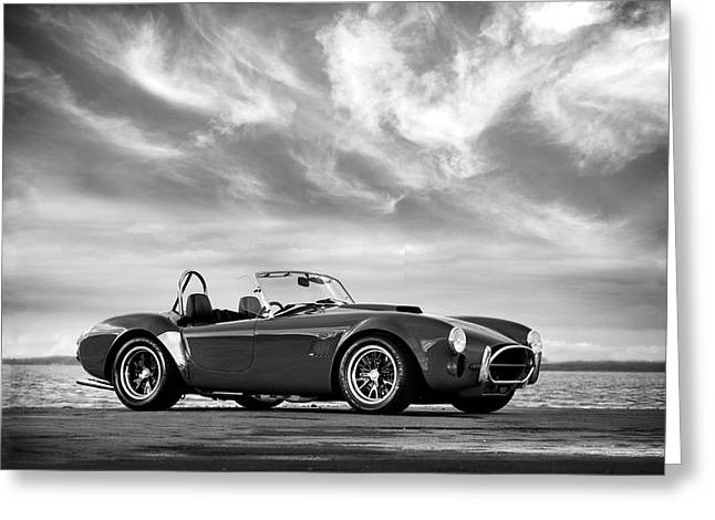 Ac Shelby Cobra Greeting Card