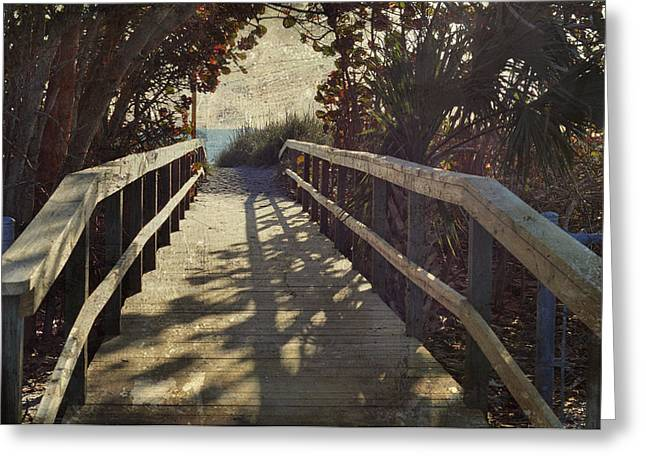 Access Point Greeting Card by Steve Cole
