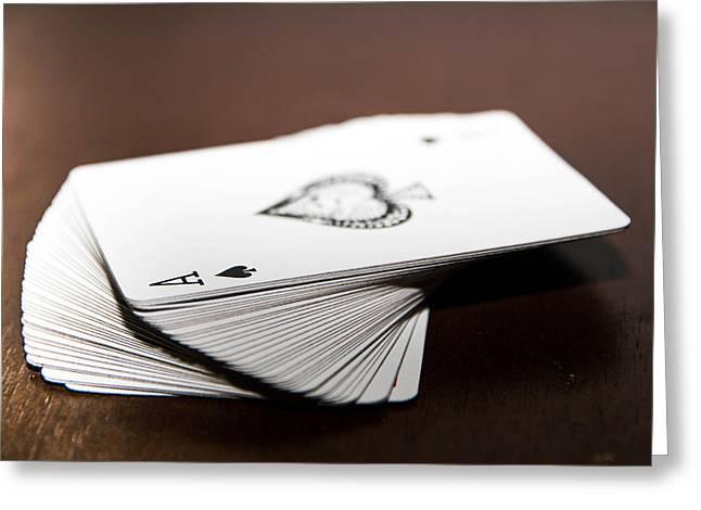ACE Greeting Card by Hyuntae Kim