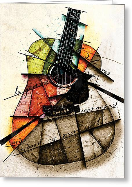 Acoustic Alchemy Greeting Card