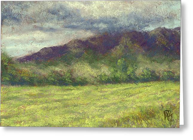Across The Acres Greeting Card by David King