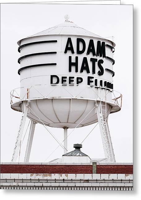 Adams Hats Deep Ellum Texas 061818 Greeting Card