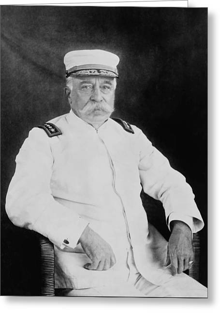 Admiral George Dewey Greeting Card