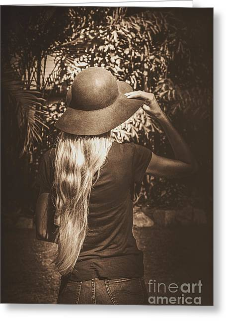 Adventures Out Yonder Greeting Card by Jorgo Photography - Wall Art Gallery
