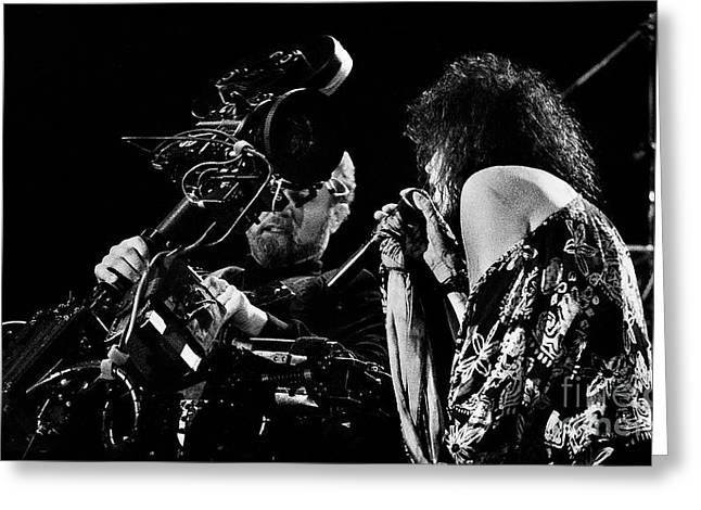 Aerosmith-94-steven-blindman-1251 Greeting Card