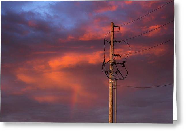 After The Storm Greeting Card by Don Spenner