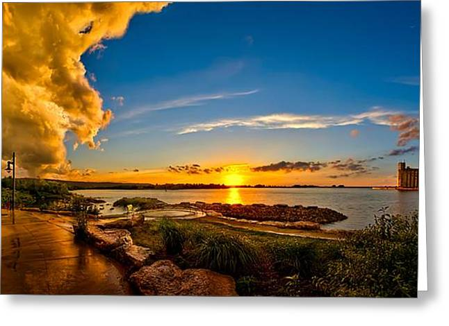 After The Storm Greeting Card by Jeff S PhotoArt
