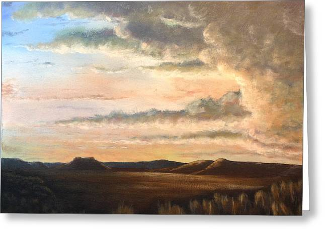 After The Storm Greeting Card by Kenneth McGarity