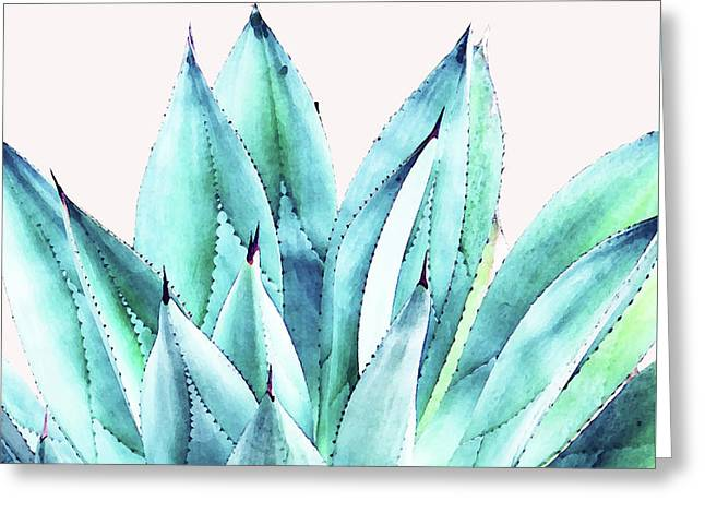 Agave Vibe Greeting Card