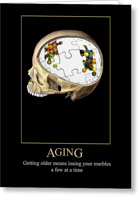 Aging Greeting Card