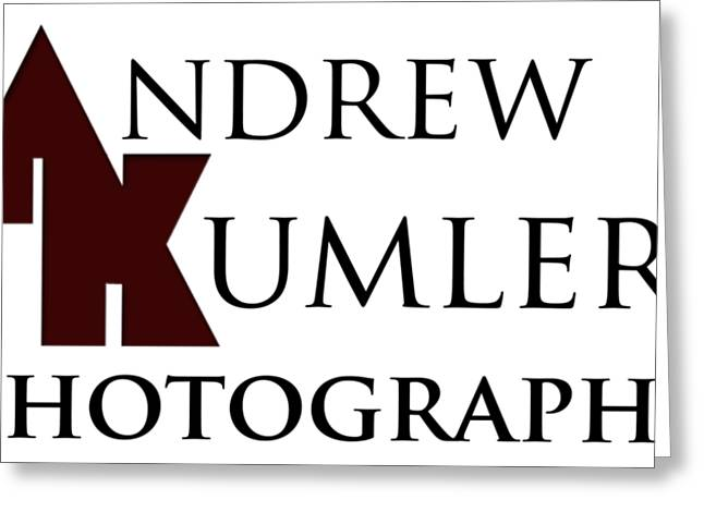 Ak Photo Logo Greeting Card