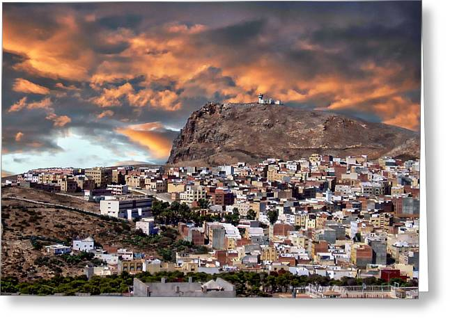 Al Hoceima - Morocco Greeting Card