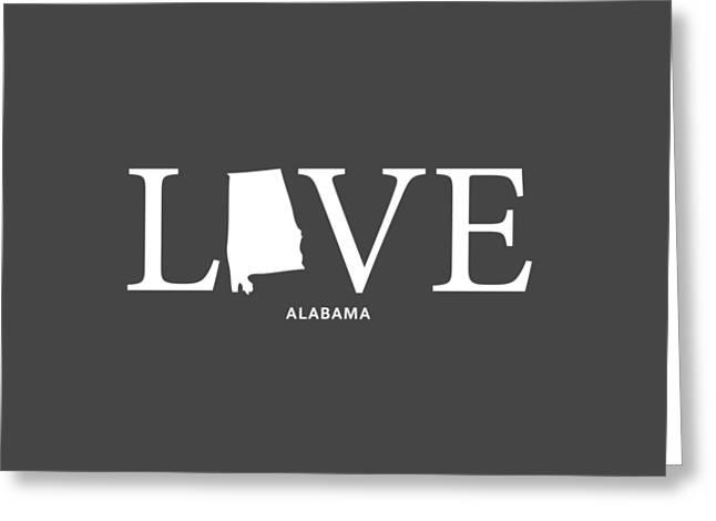 Al Love Greeting Card by Nancy Ingersoll